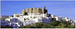 Saint John Monastery patmos Island Greece