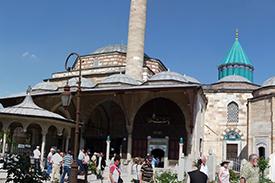 Konya_Turkey_Mevlana_Museum