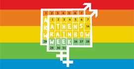 Rainbow Week Athens Greece