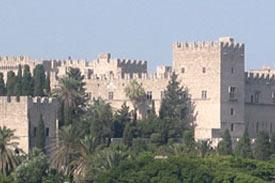 Rhodes_Rodos_Island_Greece_Maltan_knights_Castle