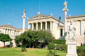 Academy-Athens-Greece