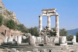 Athena-Pronea-Temple-Delphi-Greece