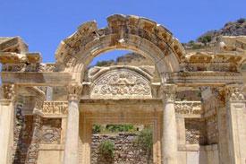 Temple-of-Hadrian-Ephesus-Turkey