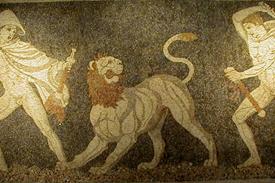 Pella_Greece_Lion_Hunt_Mosaic