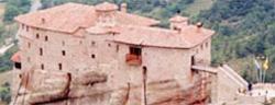 Meteora Manasteries Greece