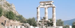 Ancient Delphi Greece