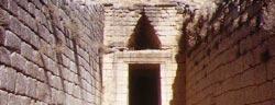 Ancient Mycenae Greece